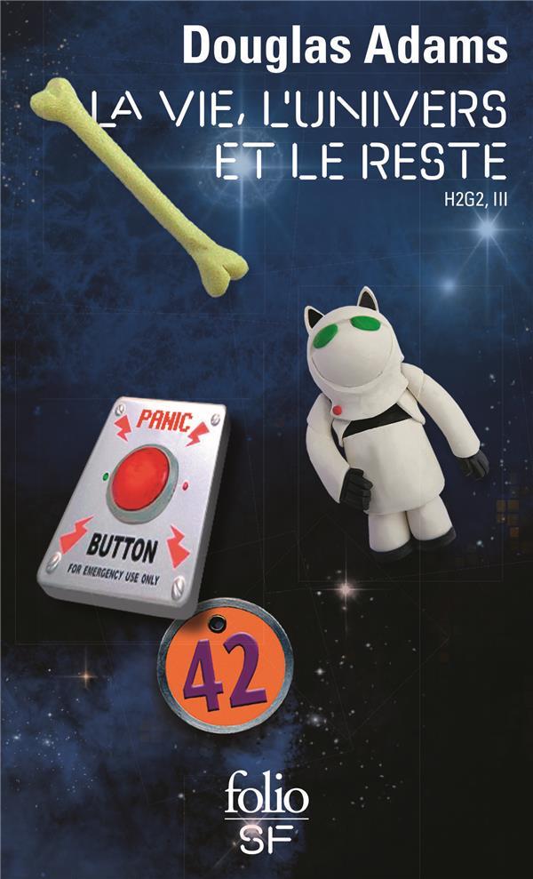 H2G2 t.3 ; la vie, l'Univers et le reste