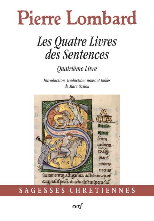 Les quatre livres des sentences