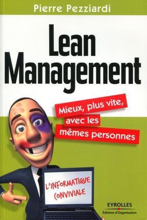 lean management ; mieux, plus vite, avec les mêmes personnes