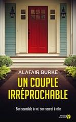 Vente Livre Numérique : Un couple irréprochable  - Alafair Burke