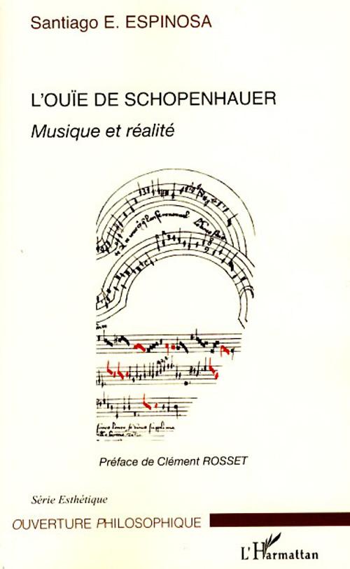 L'ouïe de Schopenhauer ; musique et réalité