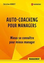 Vente Livre Numérique : Auto-coaching pour managers  - Christine Benoit