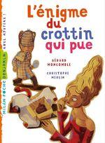 Vente Livre Numérique : L'énigme du crottin qui pue  - Gérard Moncomble