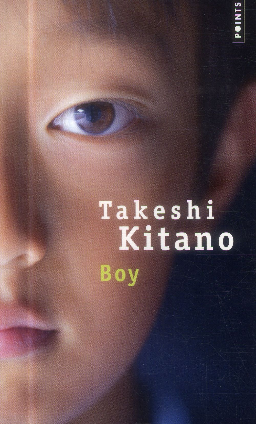 BOY Kitano Takeshi