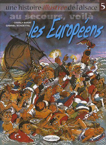 Au secours voila les europeens