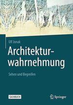 Architekturwahrnehmung  - Ulf Jonak