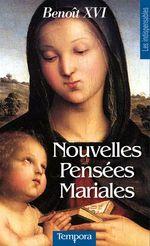 Vente Livre Numérique : Nouvelles Pensées Mariales  - Benoît XVI