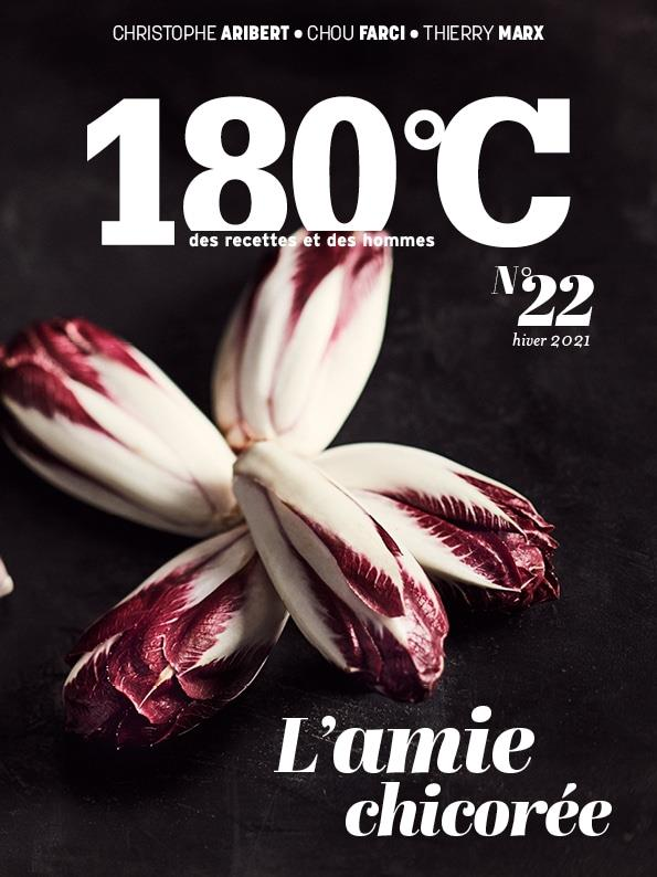 180°c n.22 ; l'amie chicoree