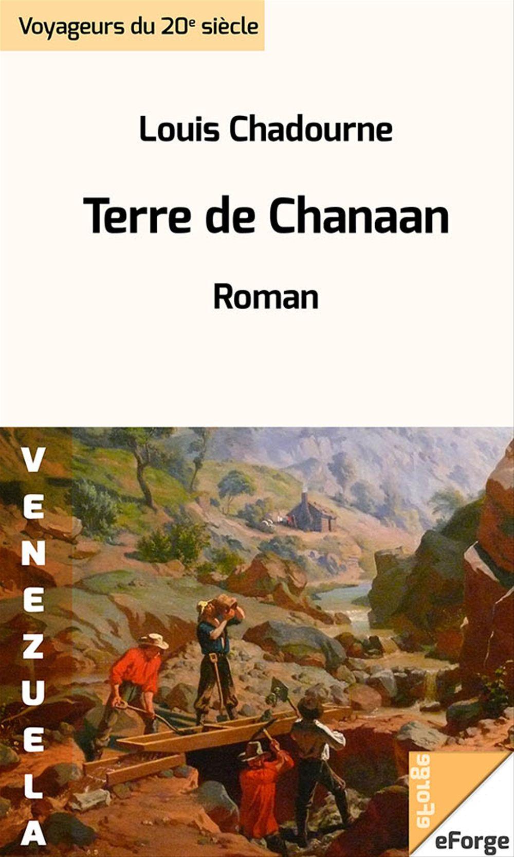 Terre de Chanan