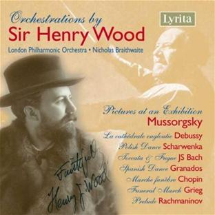 Sir henry wood orchestrations de sir henry wood