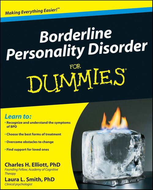Borderline Personality Disorder For Dummies<sup>®</sup>