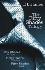 Vente EBooks : Fifty Shades Trilogy: Fifty Shades of Grey / Fifty Shades Darker / Fif  - E. L. James
