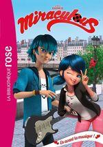 Vente EBooks : Miraculous T.14 ; en avant la musique !  - Zagtoon