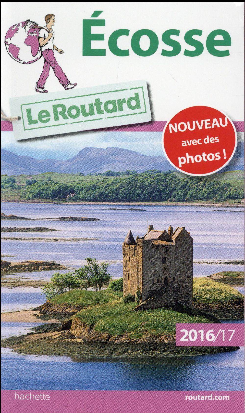 Guide du Routard ; Ecosse (édition 2016/2017)