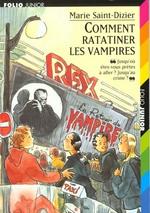 Couverture de Comment ratatiner les vampires ?
