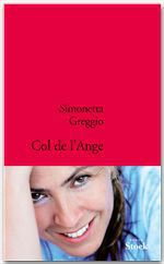 Vente Livre Numérique : Col de l'ange  - Simonetta Greggio