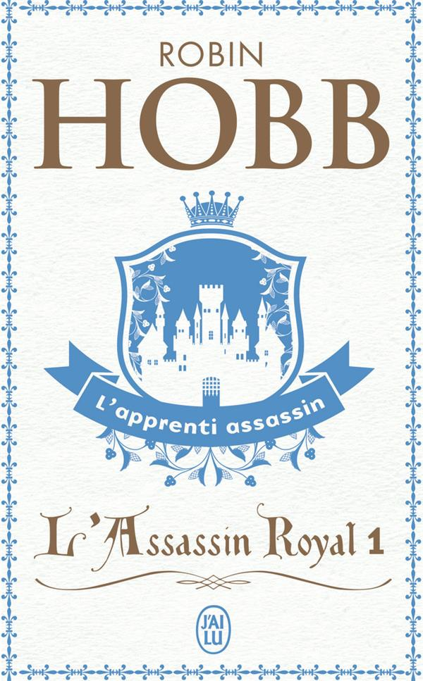 L'assassin royal T.1 ; l'apprenti assassin