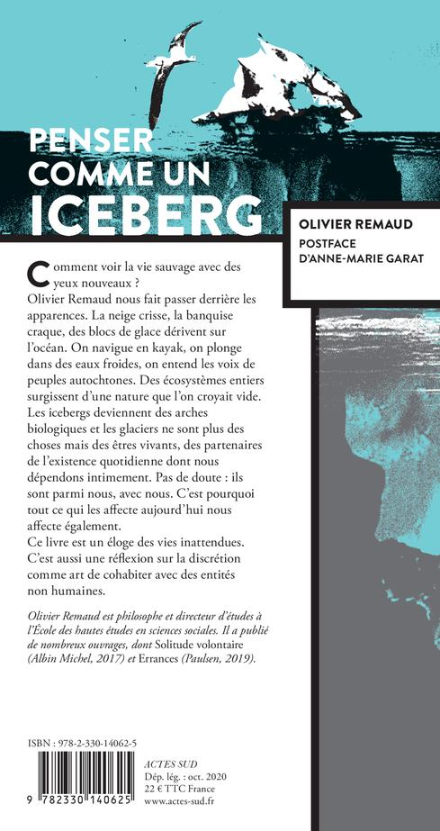 Penser comme un iceberg