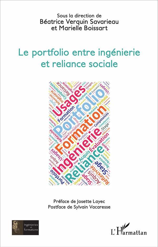 Le portfolio entre ingénierie et reliance sociale