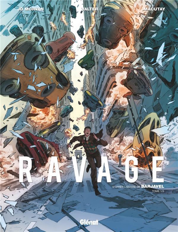 Ravage T.1