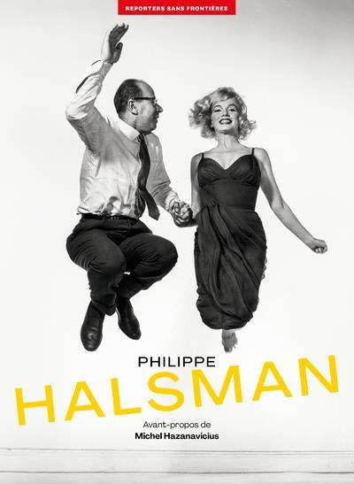 100 PHOTOS DE PHILIPPE HALSMAN POUR LA LIBERTE DE LA PRESSE