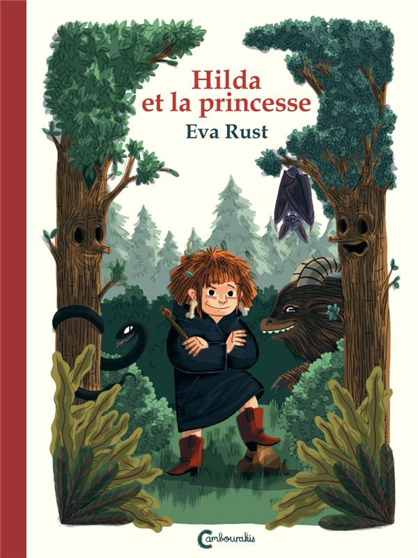 Hilda et la princesse