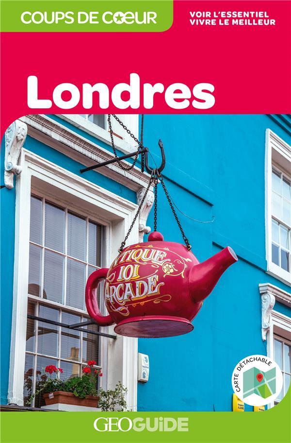 GEOguide coups de coeur ; Londres (édition 2019)