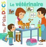 Le vétérinaire  - H Convert - Stéphanie Ledu