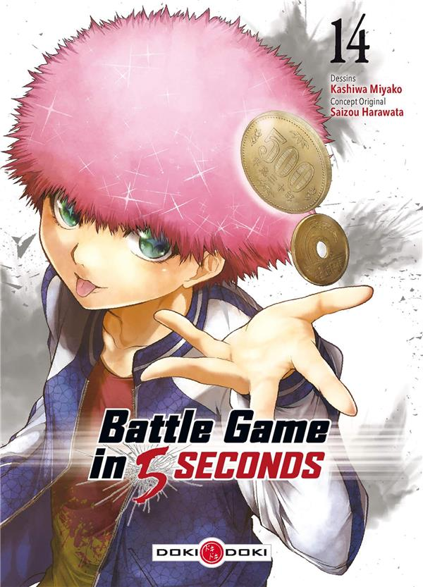 Battle game in 5 seconds T.14