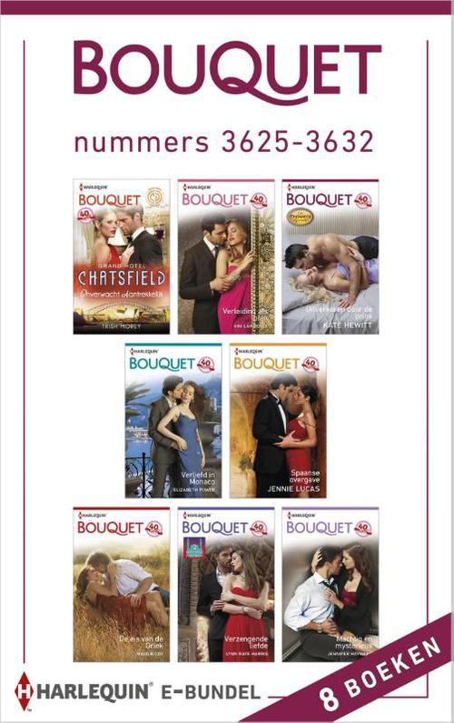 Bouquet e-bundel nummers 3625-3632