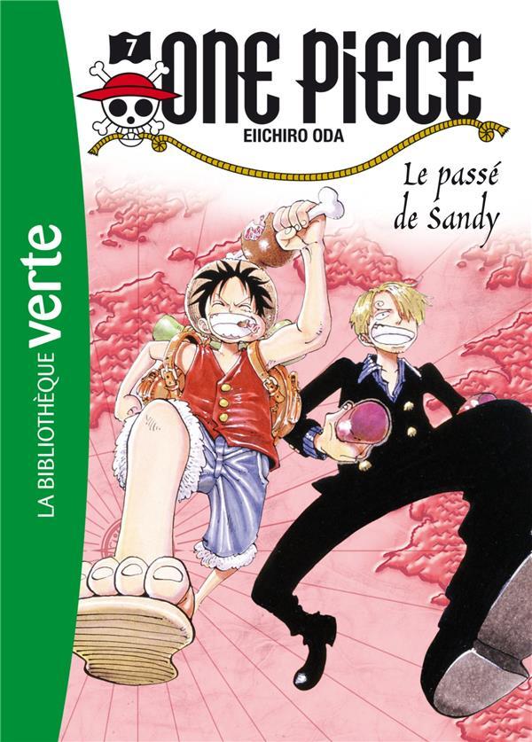One Piece T.7 ; le passé de Sandy