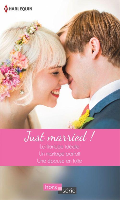 Vente Livre Numérique : Just married !  - Cathy Williams  - Lee Wilkinson  - Rebecca Winters