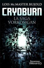 Couverture de La saga vorkosigan t.19 ; cryoburn