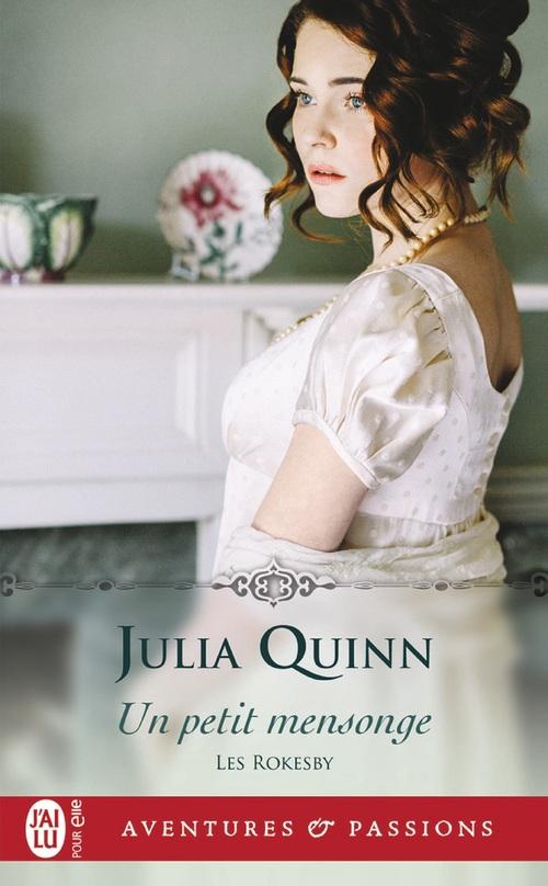 Vente Livre Numérique : Un petit mensonge  - Julia Quinn