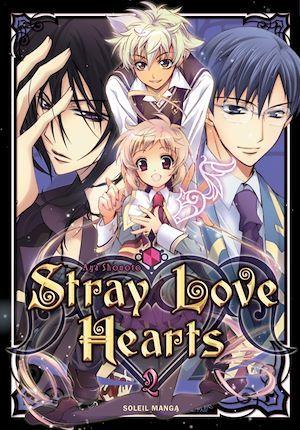Stray love hearts t.2