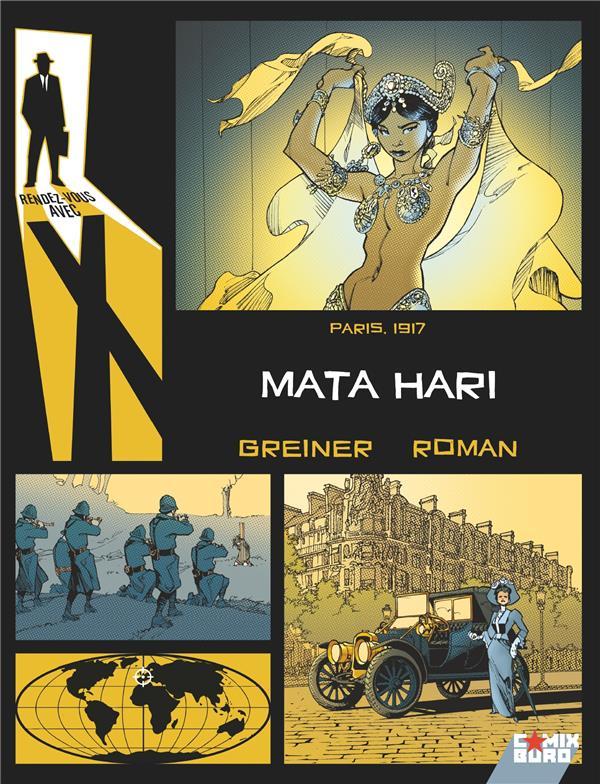Rendez-vous avec X ; Mata Hari