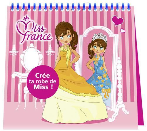 Miss France ; album pochoirs