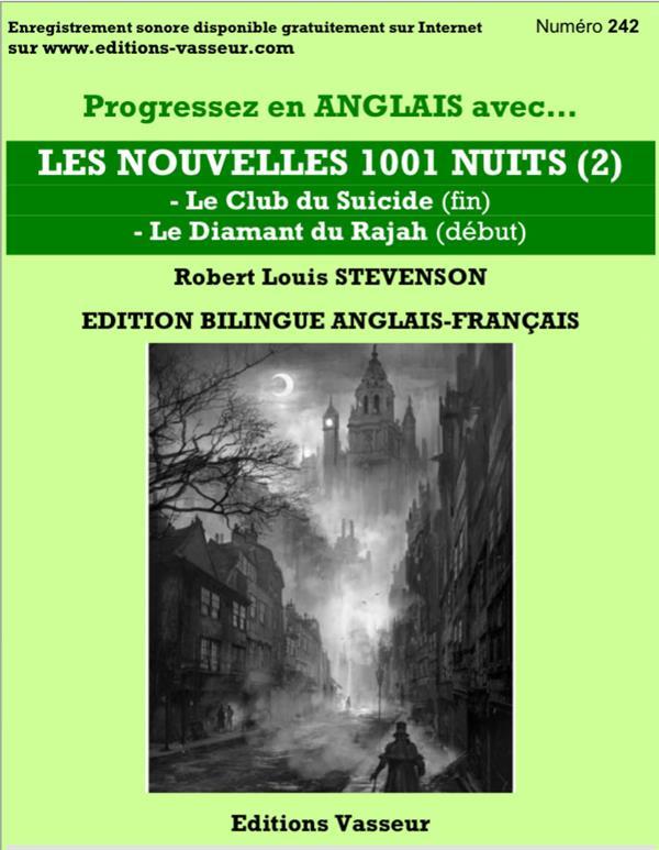 Progressez en anglais grâce à... ; les nouvelles 1001 nuits t.2