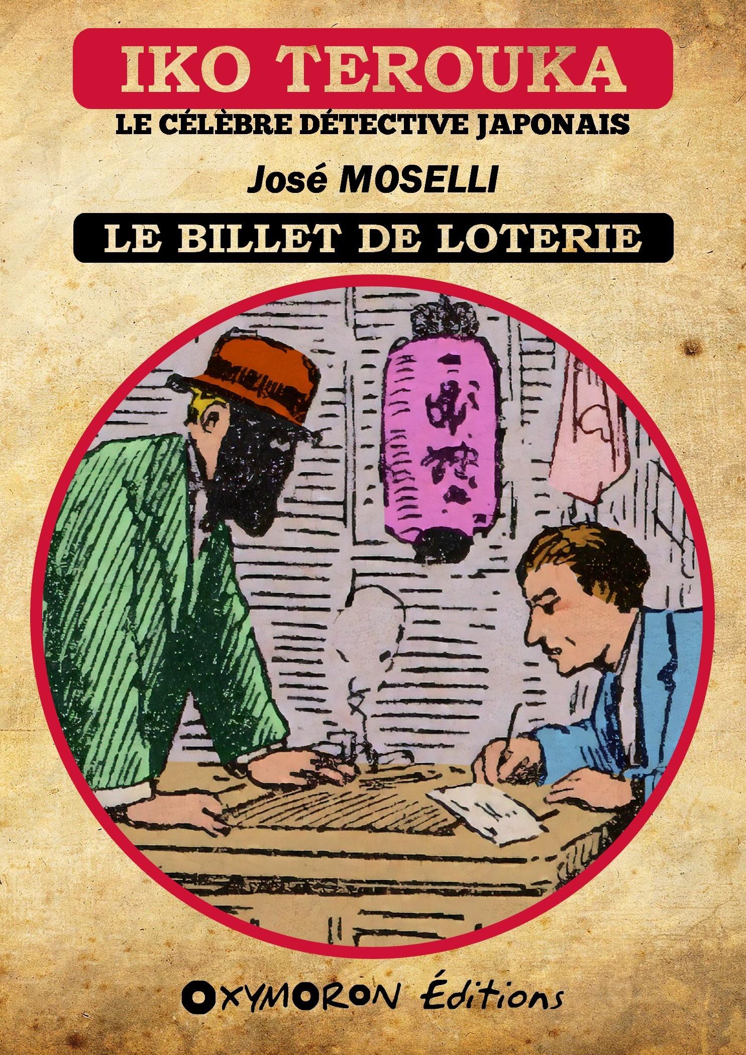 Iko Terouka - Le billet de loterie  - Jose Moselli