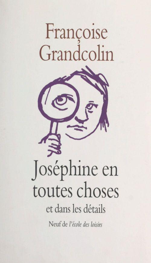 Josephine dans les details