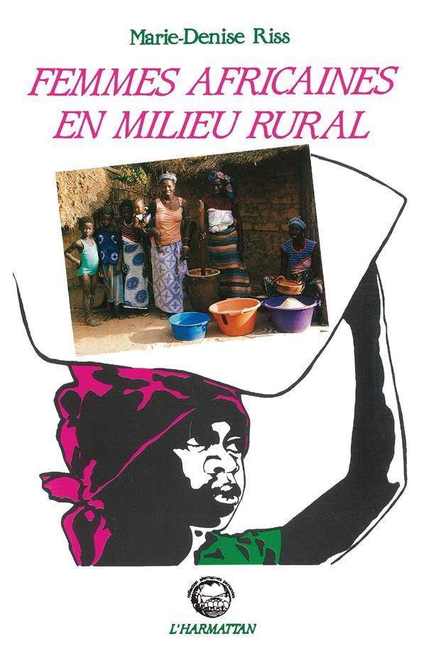 Femmes africaines en milieu rural