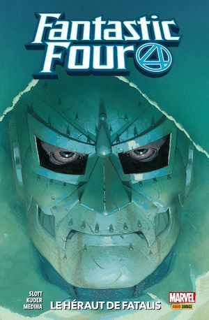 Fantastic Four T.3 ; le héraut de Fatalis