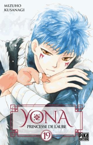 Yona, princesse de l'aube T.19