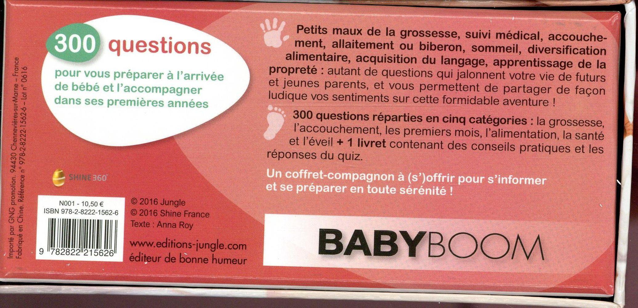 Boite baby boom