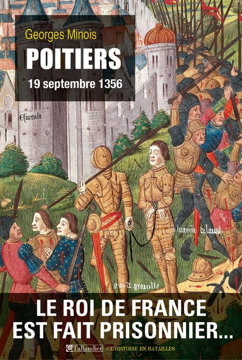 Poitiers ; 19 septembre 1356