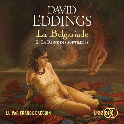 Vente AudioBook : La Belgariade - Tome 2 - La Reine des sortilèges  - David Eddings