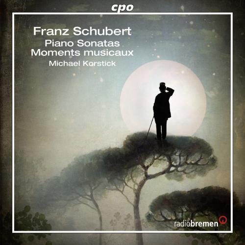Schubert : sonates pour piano et moments musicaux. Korstick.