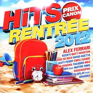 hits rentrée 2012