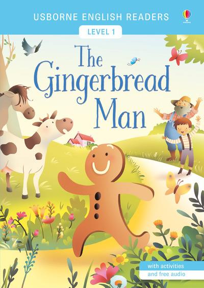 THE GINGERBREAD MAN - LEVEL 1