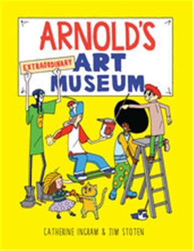 Arnold's extraordinary art museum /anglais